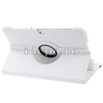 Husa Samsung Galaxy Note 2 N8000, N8010<br>  Sun Magnum White