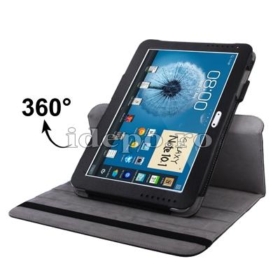 Husa Samsung Galaxy Note 2 N8000, N8010<br>  Sun Elegance Black