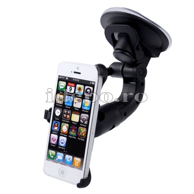 Suport auto iPhone 5S, 5 <br> Sun Secure VX <br> Accesorii iPhone 5S, 5