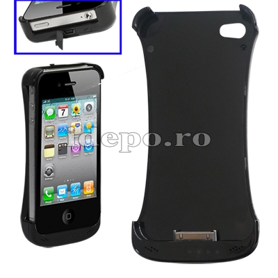 Baterie acumulator iPhone 4,4S <br> Power Station 2400mAh