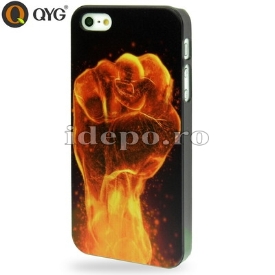 Husa iPhone 5S, 5  <br>  OYG<br> Accesorii iPhone 5