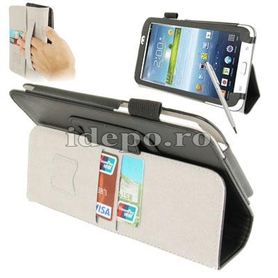 Husa Samsung Galaxy Tab 4, Tab 3 P3200, P3210, T211 <br>  Sun Executive Plus
