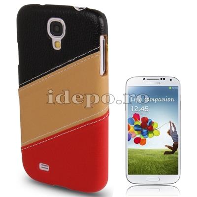 Husa Samsung Galaxy S4 i9500 <br>  Sinergy Dark<br> Accesorii Samsung Galaxy S4