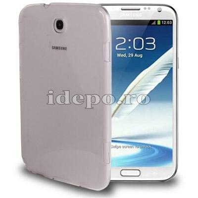 Husa Samsung Galaxy <br> Note 8.0 N5100, N5000 <br>  Sun Max Grip Clear
