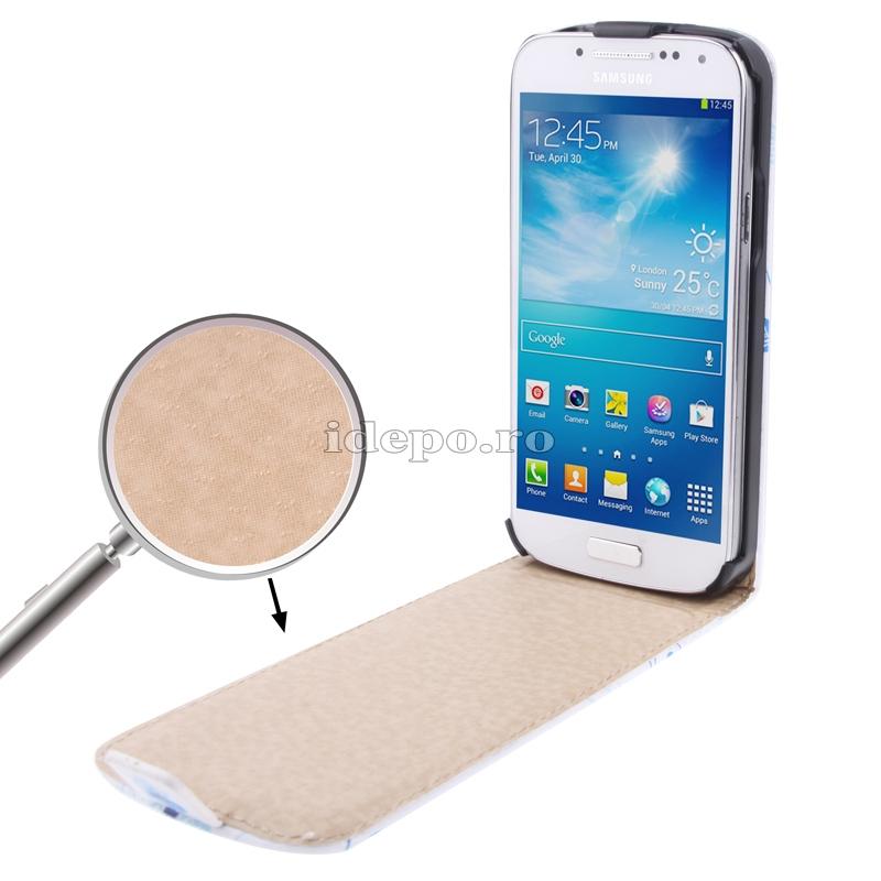 Husa  Samsung Galaxy S4 Mini i9190 <br>  Sun Sunrise
