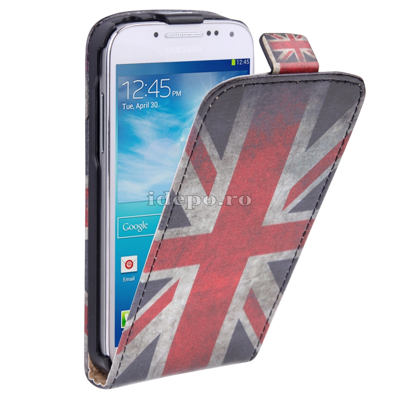 Husa Samsung Galaxy S4 Mini i9190 <br>  Sun UK Leather