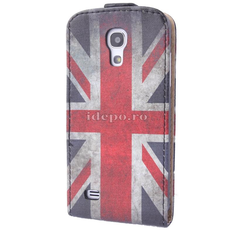 Husa Samsung Galaxy S4 Mini i9190 <br>  Sun UK Leather
