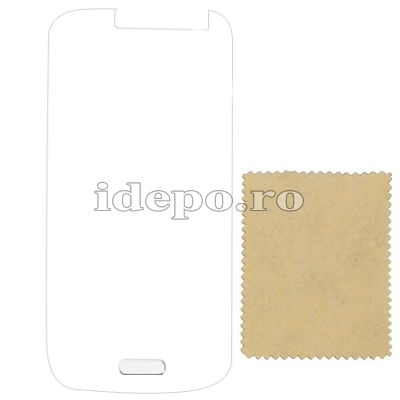 Folie protectie ecran Samsung Galaxy S4 Mini i9190<br> Sun Japan