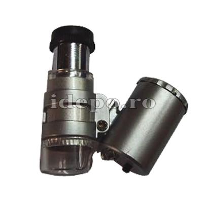 Microscop iPhone 4  Zoom x60 <br> Accesorii iPhone