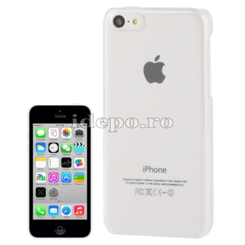 Husa  iPhone 5C <br>  Sun Crystal Clear<br> Accesorii iPhone 5C