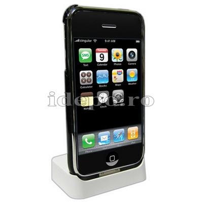 Suport birou iDock iPhone <br>Accesorii iPhone