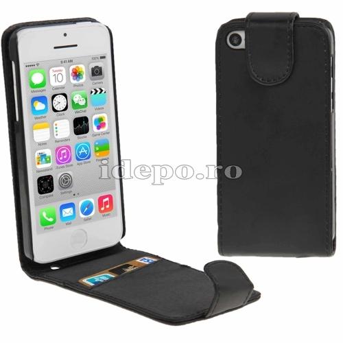 Husa  iPhone 5C <br>  Sun Argos Black<br> Accesorii iPhone 5C