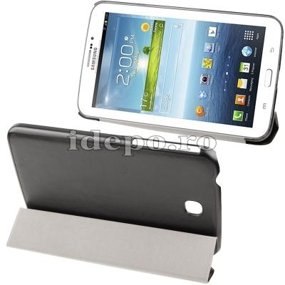 Husa Samsung Galaxy Tab 3 P3200, P3210 <br>  Sun Vision Black