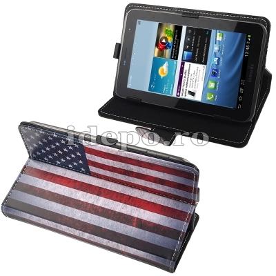 Husa Samsung Galaxy Tab 3 P3200, P3210 <br>  Sun USA