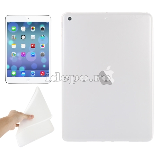 Husa iPad Air <br> Sun Crystal Clear<br> Accesorii iPad Air