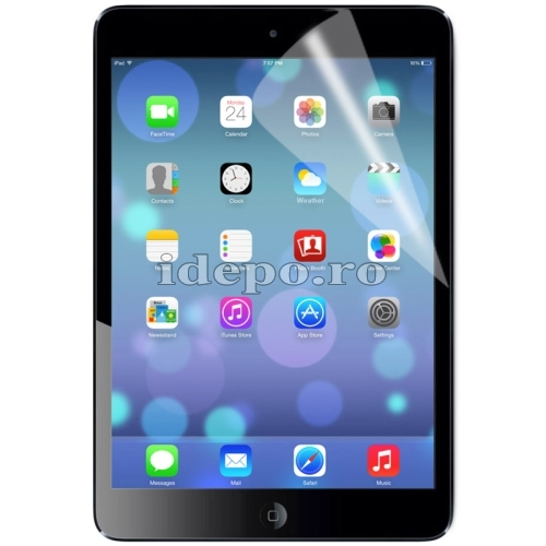 Folie protectie ecran iPad Air <br> Sun HD Anti Scratch Professional