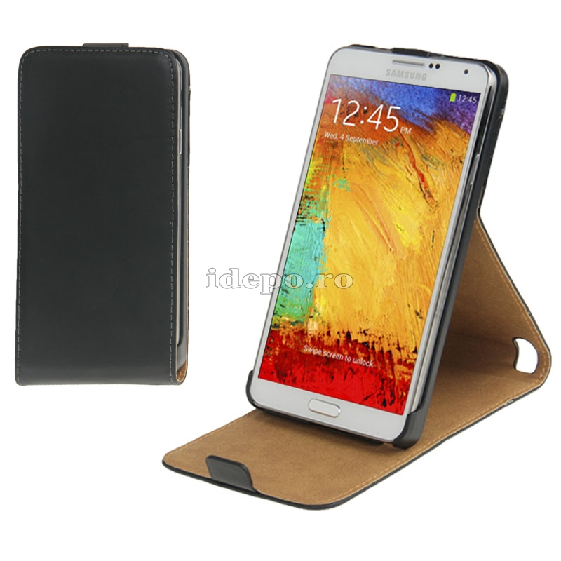 Husa Samsung Galaxy Note 3 N9000, N9005<br>  Sun Executive