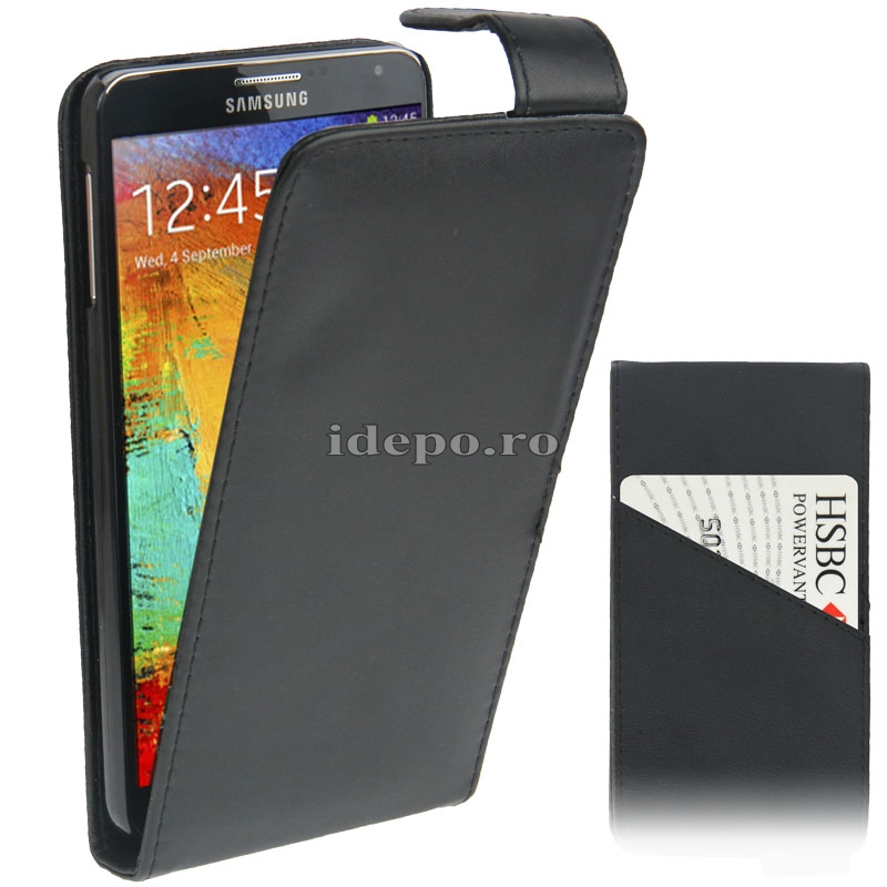 Husa Samsung Galaxy Note 3 N9000, N9005<br>  Sun Gents