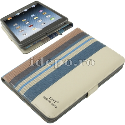 Husa iPad Mini 2 Retina<br>Husa iPad Mini <br> LiYi Glamour