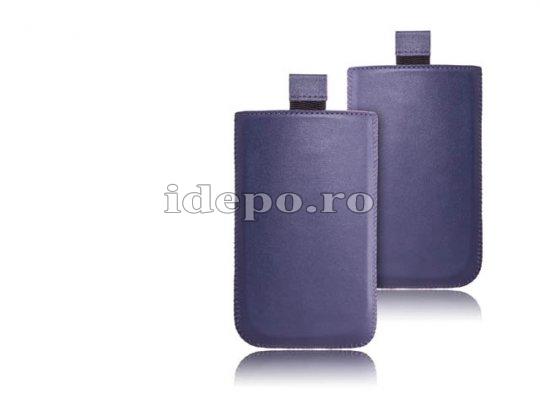 Husa iPhone 5S, 5<br> Surazo Verona Indigo<br> Hand Made