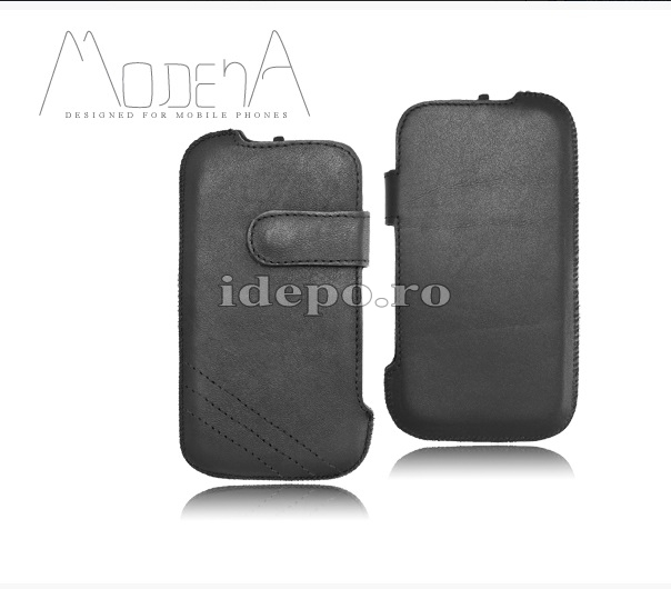 Husa iPhone 5S, 5<br> Surazo Modena <br> Hand Made