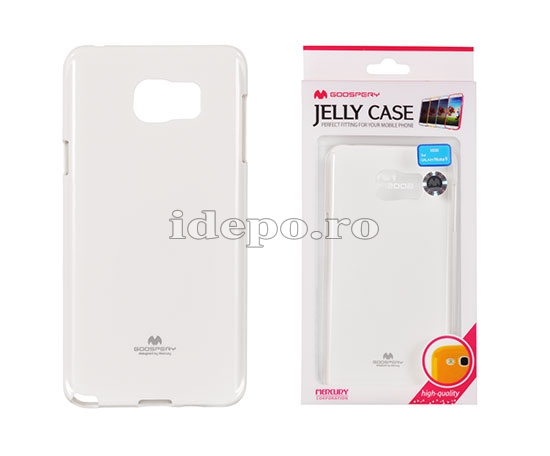 HUSE SILICON <BR> MERCURY JELLY <BR> GALAXY NOTE 5 - ALB