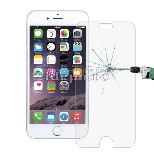 Folie sticla iPhone 7  TEMPERED GLASS  IPHONE 7 NON-FULL SCREEN