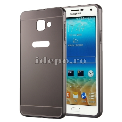 HUSE SAMSUNG PC/METALELECTRO SHELL COVERGALAXY A5 - GREY