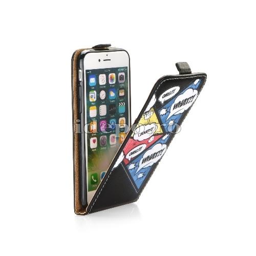 Husa iPhone 6, 6S <BR> Husa iPhone Art Flip 3 <br> Accesorii iPhone 6/6S