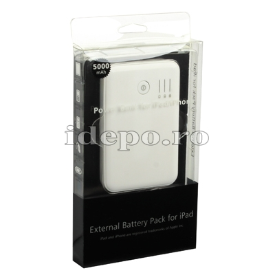 Baterie iPhone, iPad, Samsung, BlackBerry, Motorola  5.000mAh