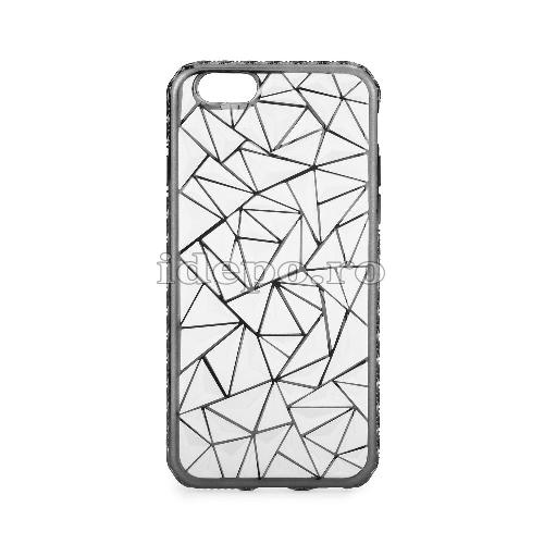 Husa iPhone 6/6S <BR> Husa iPhone LUXURY Negru <br> Accesorii iPhone 6/6S