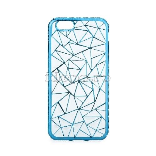 Husa iPhone 6/6S <BR> Husa iPhone LUXURY Albastru <br> Accesorii iPhone 6/6S