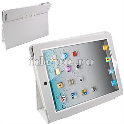 Husa iPad <BR> IPAD 2-3-4 (9.7INCH) <br> Sun Valeo - Alb