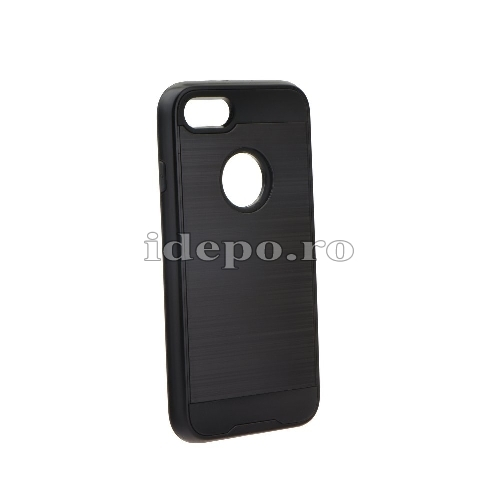 Husa iPhone 6/6S <BR> Husa iPhone Moto, Negru <br> Accesorii iPhone 6/6S