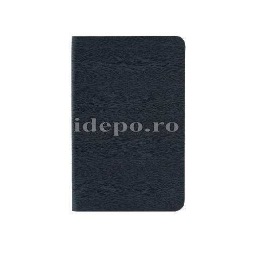 Husa iPad PRO, iPad AIR 2 <br> 9.7 INCH - Piele Neagra <br> Accesorii iPad PRO, AIR