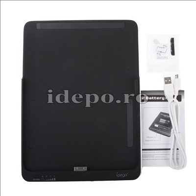 Baterie acumulator  iPad 4, 3, 2 8000mAh <br> Power station