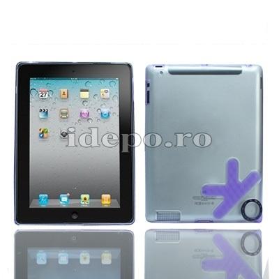 Husa iPad 2<br> R-Design Purple <br>  Accesorii iPad