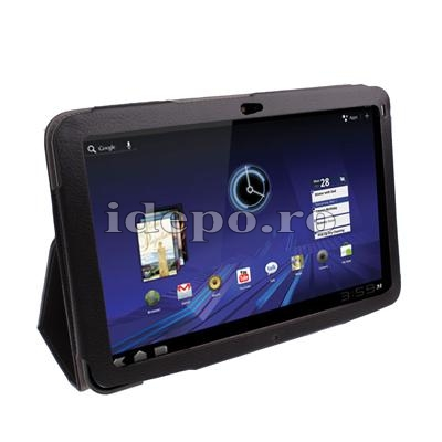 HHusa Motorola Xoom 1 <br> Accesorii Motorola Xoom MZ604, MZ606 <BR> Sun Business Leather