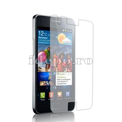 Folie protectie ecran Samsung Galaxy i9100 <br>Sun Japan Professional