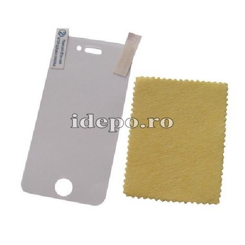 Folie protectie ecran iPhone 4S, 4<br> Sun Anti Reflex