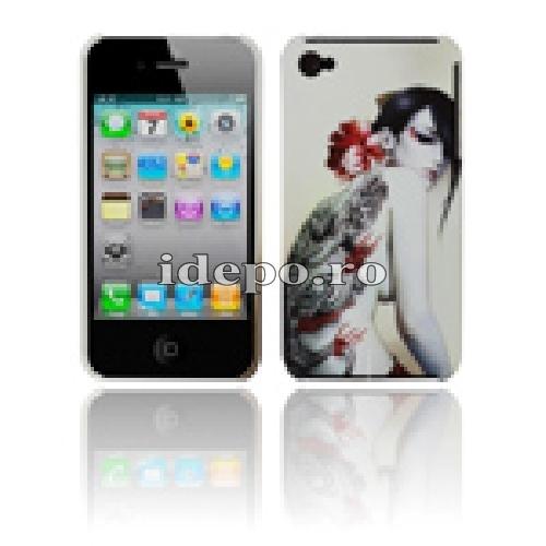Husa iPhone 4S, 4 <br> Romance <br> Accesorii iPhone 4S