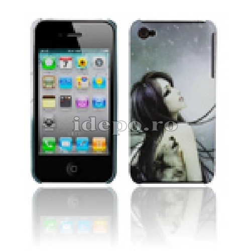 Husa iPhone 4,4S <br> Emotions <br> Accesorii iPhone