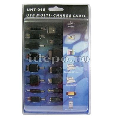 Cablu de date si incarcare universal <br>Sun i-Smart