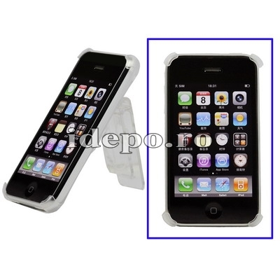 Husa iPhone 3G/GS iStand  Accesorii iPhone 3GS