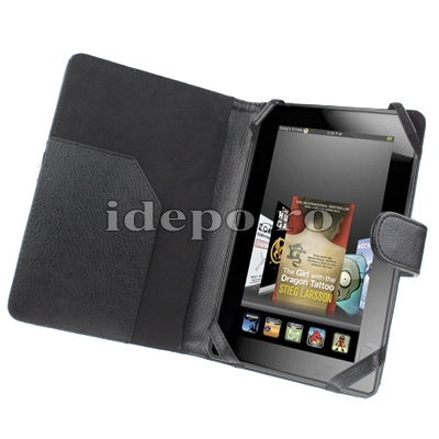 Husa Amazon Kindle Fire <br>Sun Business  Piele<br> Accesorii Kindle Fire