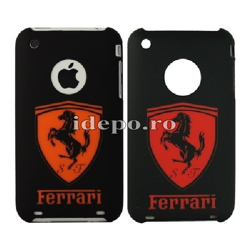 Husa iPhone 3G/GS Ferrari Accesorii iPhone 3GS